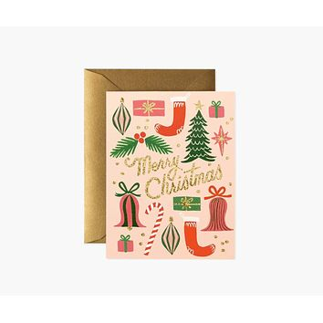Deck the Halls Cards - Boxed Set of 8