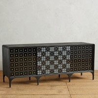 Tracey Boyd Seaborne Sideboard in Black Size: One Size House & Home