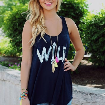 Wild by Nature Tank