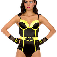 Batman Adult Bodysuit - Spirithalloween.com