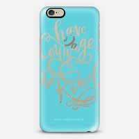 My Design #22 iPhone 6 case by Hello Tosha Design Co. | Casetify
