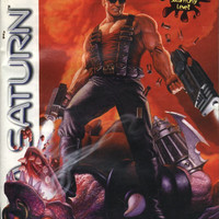 Duke Nukem 3D for the Sega Saturn