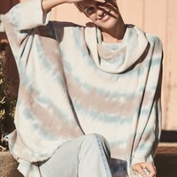 Free People Look Out Beachy Pullover