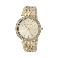 Michael Kors -  Darci Gold-Tone Watch