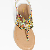 Sequoia-76 Mixed Up Sandal