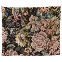 Victorian Floral Tapestry