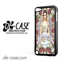 Marina And The Diamonds I Hate Everything For Ipod 5 Ipod Touch 5 Case Phone Case Gift Present YO