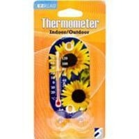 Headwind Consumer - Suction Cup Thermometer Sunflowers