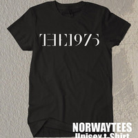 The 1975 Shirt The 1975 Symbol Printed in Black and White t-Shirt For Men Or Women Size TS 50