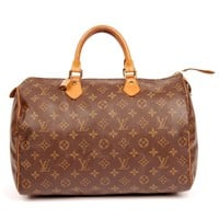 Louis Vuitton Speedy 35 3741 (Authentic Pre-owned)