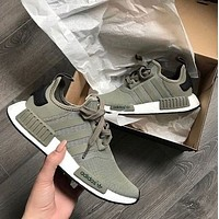 Adidas NMD R1 Boost Casual Sports Shoes-2