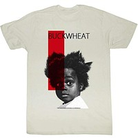 Buckwheat Red Stripe Buc T-shirt