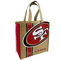 San Francisco 49ers - Large Logo Tote Bag