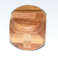 Toy Ring Creative Wooden Lock [6284459078]