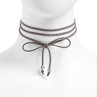Carole Etched Bead Wrap Choker | Nordstrom