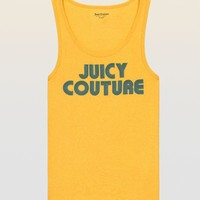 Juicy Couture Ribbed Tank