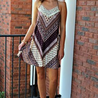 A Touch of Tassel Dress