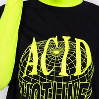 Acid Hotline Straight Tee