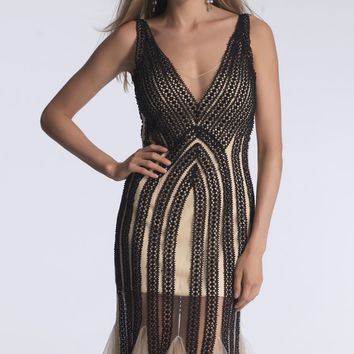 Dave and Johnny 1220 Dress