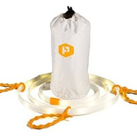 Luminoodle - Portable LED Light Rope and Lantern - Waterproof - For Camping, Hiking, Emergencies
