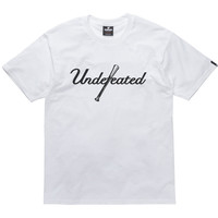 UNDEFEATED CLASSIC SCRIPT TEE | Undefeated