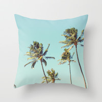 You had me at Aloha  Throw Pillow by Sunkissed Laughter
