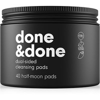 Done & Done Dual Sided Cleansing Pads | Ulta Beauty