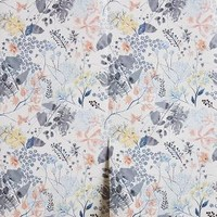 Rose Petals Wallpaper by Anthropologie in Multi Size: One Size Decor