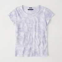 Womens Relaxed Crew Tee | Womens Clearance | Abercrombie.com