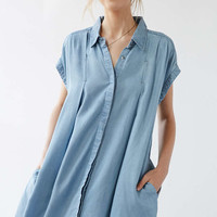 Cooperative Charmane Chambray Dress - Urban Outfitters