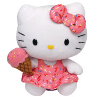 Hello Kitty in Ty Store