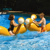 Swimline Log Flume Joust Pool Toy (Set of 2)