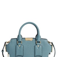 Burberry 'Small Clifton' Signature Grain Leather Tote | Nordstrom