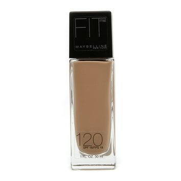 Maybelline Fit Me! Foundation, SPF 18   Walgreens