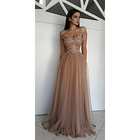 Prom Dress Long, Prom Dresses For Teens, Dresses For Party, Formal Dress, DT0417