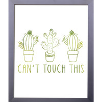 Can't Touch This | Printable