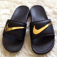 NIKE Casual Slipper Sandals Shoes