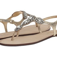 Lilly Pulitzer Yacht See Sandal Gold Metallic - Zappos.com Free Shipping BOTH Ways