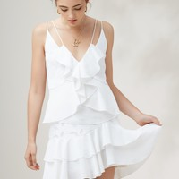 FINDERS KEEPERS KINDRED CAMI ivory