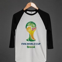 World Cup 2014 Unisex Baseball Tee Collections