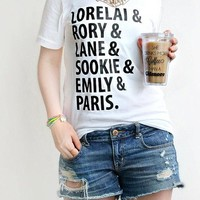 Gilmore Girls, T-Shirt