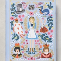 Alice's Adventures In Wonderland by Anthropologie in Mauve Size: One Size Books