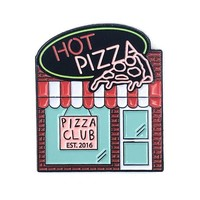 Pizza Parlor Shop Pin