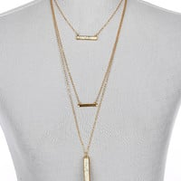 Layer Me Necklace