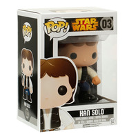 Han Solo Star Wars POP! #03 Vinyl Figure