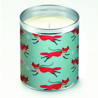 Johanna Parker Red Fox Run  Candle