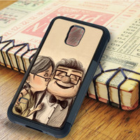 Carl and Ellie Up Movie   For Samsung Galaxy S6 Cases   Free Shipping   AH0446