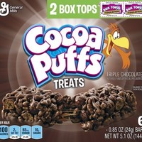 Cocoa Puffs Treat Bars, 5.1 Ounce (Pack of 12)