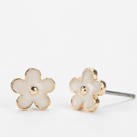 Urban Outfitters - Baby Daisy Stud Earring