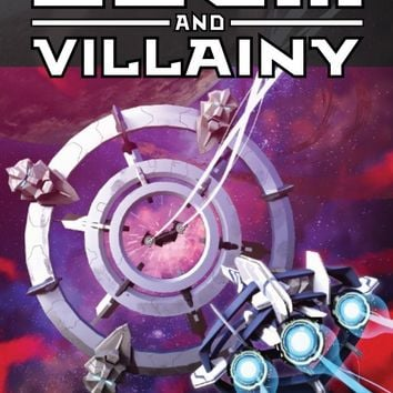Scum and Villainy (Blades in the Dark) RPG - Hardcover